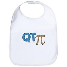 QT Pi - Boy Bib