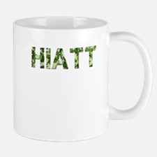 Hiatt, Vintage Camo, Mug