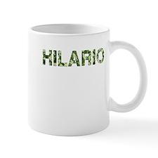 Hilario, Vintage Camo, Mug