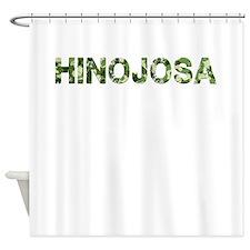 Hinojosa, Vintage Camo, Shower Curtain