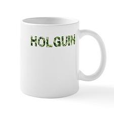 Holguin, Vintage Camo, Mug