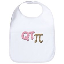 QT Pi - Girl Bib