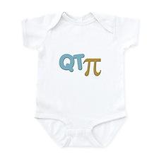 QT Pi (Cutie Pie) Infant Bodysuit