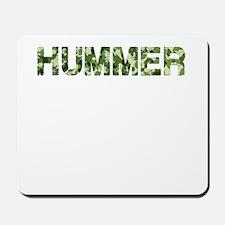 Hummer, Vintage Camo, Mousepad