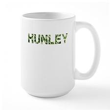 Hunley, Vintage Camo, Mug