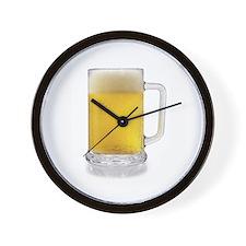 Beer Mug Wall Clock
