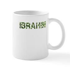 Ibrahim, Vintage Camo, Mug