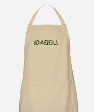 Isabell, Vintage Camo, Apron