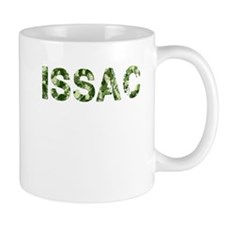 Issac, Vintage Camo, Small Mug