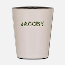 Jacoby, Vintage Camo, Shot Glass