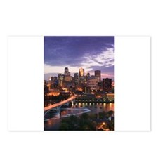 Unique Mn Postcards (Package of 8)