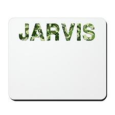 Jarvis, Vintage Camo, Mousepad