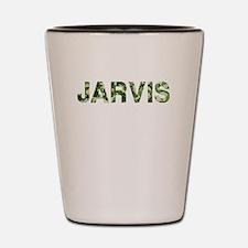 Jarvis, Vintage Camo, Shot Glass