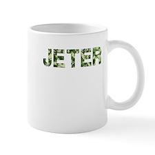 Jeter, Vintage Camo, Mug