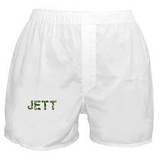 Jett, Vintage Camo, Boxer Shorts