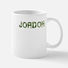 Jordon, Vintage Camo, Mug