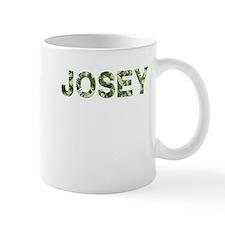 Josey, Vintage Camo, Mug