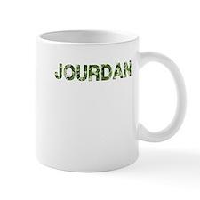 Jourdan, Vintage Camo, Mug