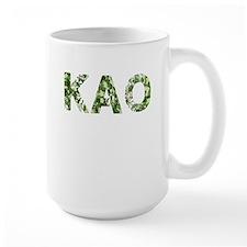 Kao, Vintage Camo, Mug