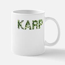 Karp, Vintage Camo, Mug