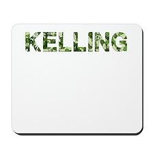 Kelling, Vintage Camo, Mousepad