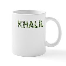 Khalil, Vintage Camo, Mug