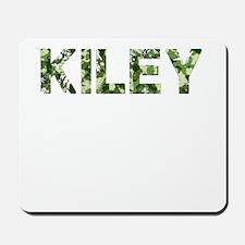 Kiley, Vintage Camo, Mousepad