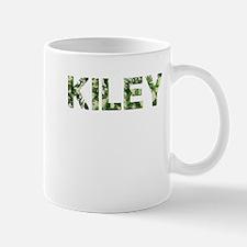 Kiley, Vintage Camo, Mug