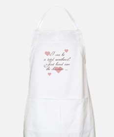 Just Hand Over the Chocolate BBQ Apron