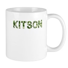 Kitson, Vintage Camo, Mug