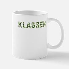 Klassen, Vintage Camo, Mug