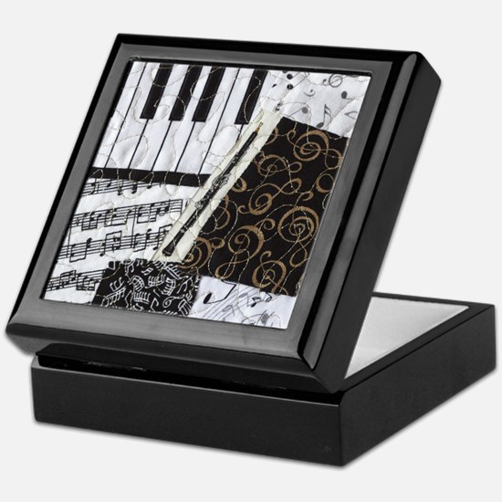 Oboe Keepsake Box