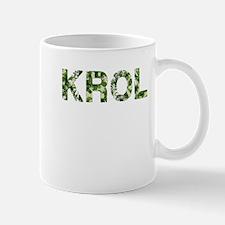 Krol, Vintage Camo, Mug