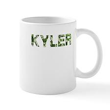 Kyler, Vintage Camo, Mug