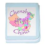 Chenzhou China baby blanket