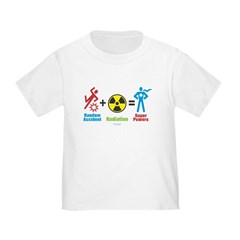 Super Powers Toddler T-Shirt