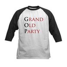 Grand Old Party (GOP) Tee