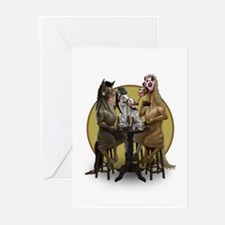 The Ponies Greeting Cards (Pk of 10)