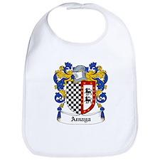 Amaya Coat of Arms Bib