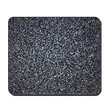 Black Marble Custom Mousepad