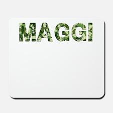 Maggi, Vintage Camo, Mousepad