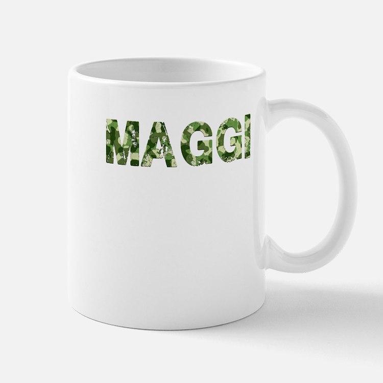 Maggi, Vintage Camo, Mug