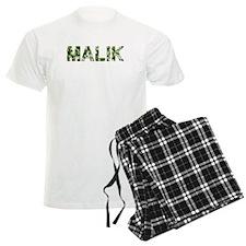 Malik, Vintage Camo, Pajamas