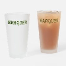 Marques, Vintage Camo, Drinking Glass