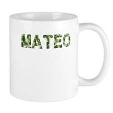 Mateo, Vintage Camo, Mug
