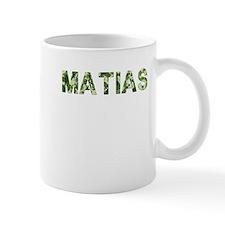 Matias, Vintage Camo, Mug