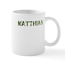 Matthias, Vintage Camo, Mug
