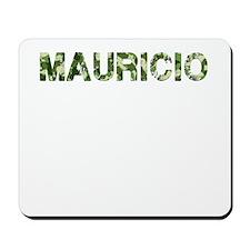 Mauricio, Vintage Camo, Mousepad