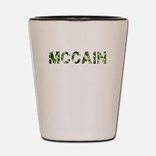 Mccain, Vintage Camo, Shot Glass
