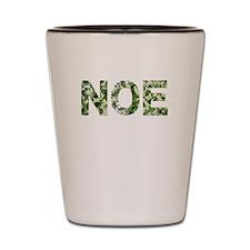 Noe, Vintage Camo, Shot Glass